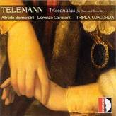 G.P.Telemann: Triosonatas for oboe and recorder